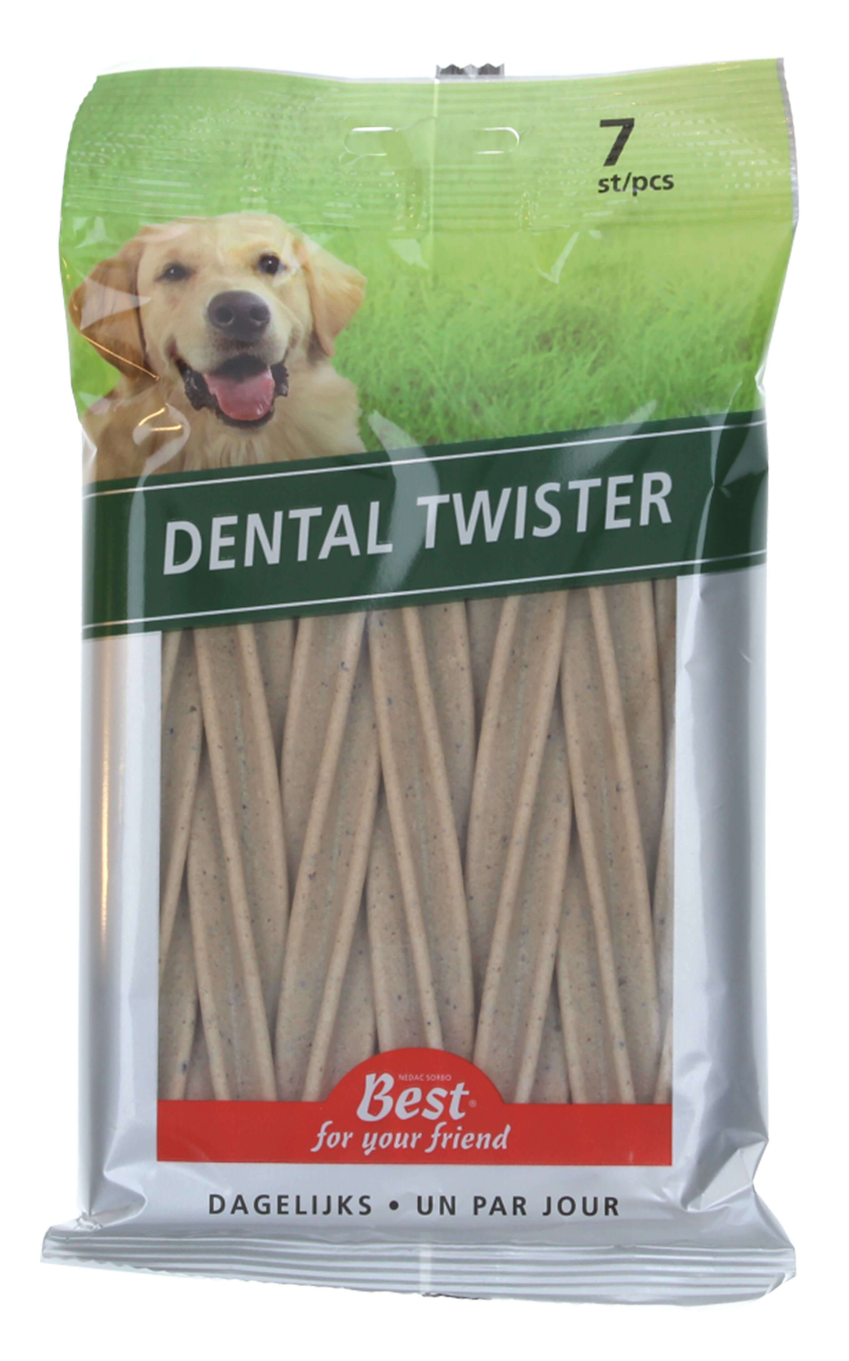 Dental twister 7 stuks