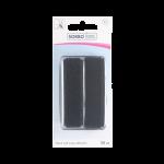 Klittenband zelfklevend zwart 50cm