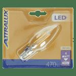 Led Filament Kaarslamp (4W) 40W E14
