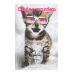 Wenskaart WK 9 Hg Man Wish