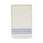 Glazendoek blauw 60x65 cm
